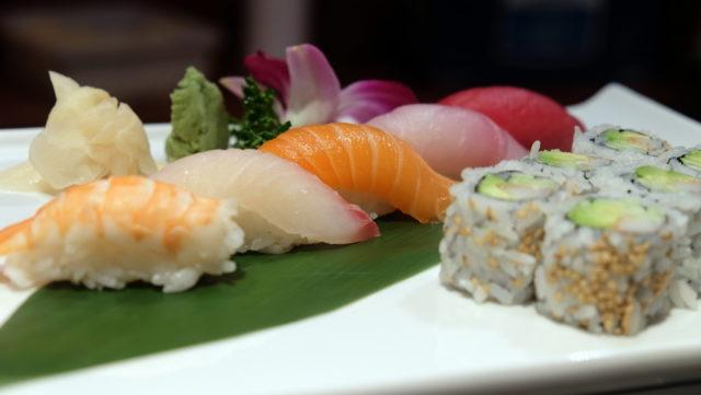 Wasabi Asheville sushi
